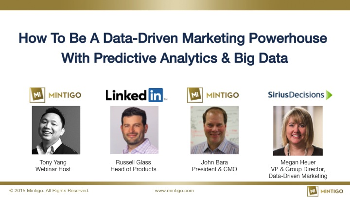 How To Be A Data-Driven Marketing Powerhouse - cover image