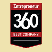 Entrepreneur Magazine: Honors Knowledge Hub Media on 2017, 2018 & 2019 Entrepreneur 360™